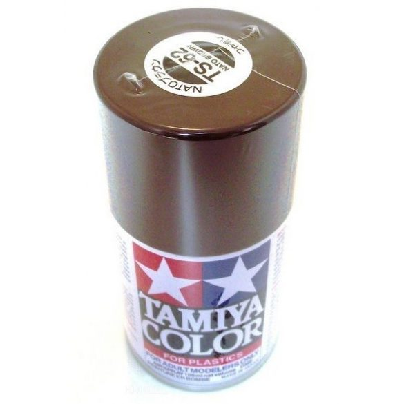 Tamiya 85062 TS-62 Nato Brown