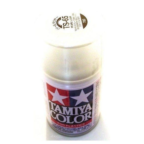 Tamiya 85065 TS-65 Pearl Clear