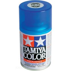 Tamiya 85072 TS-72 Clear Blue