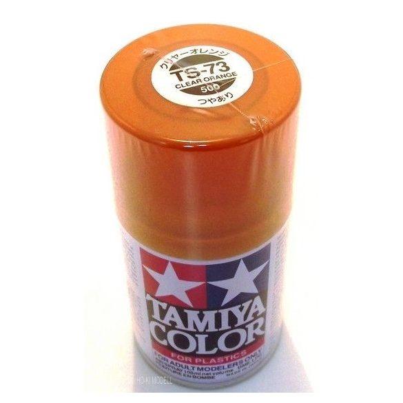 Tamiya 85073 TS-73 Clear Orange