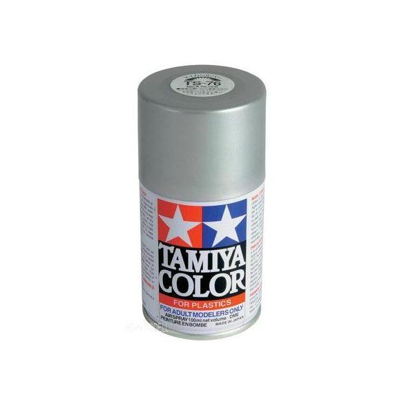 Tamiya 85076 TS-76 Mica Silver