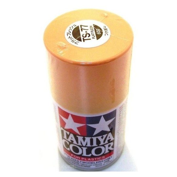 Tamiya 85077 TS-77 Flat Flesh