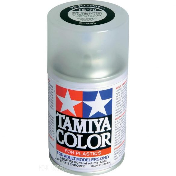 Tamiya 85079 TS-79 Semi Gloss Clear