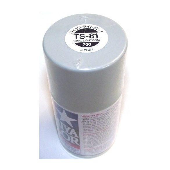Tamiya 85081 TS-81 Royal Light Grey
