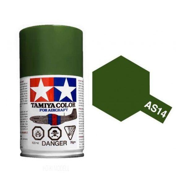 Tamiya 86514 AS-14 Olive Green