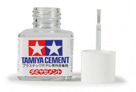 Tamiya 87003 ecsetes makett ragasztó 40ml