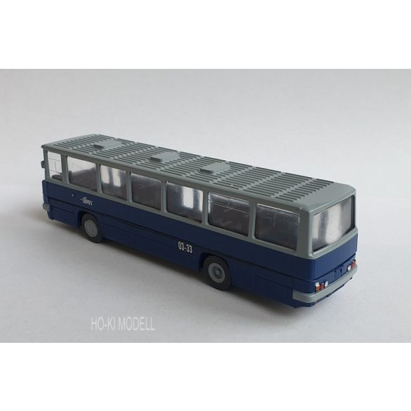 HK Modell Ikarus 260 BKV Bolygó ajtós autóbusz  (átfestett, átépített)