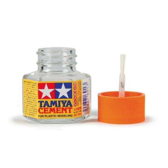 Tamiya 87012  ecsetes makett ragasztó 20ml