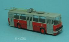 HK Modell Ikarus 260 trolibusz BKV