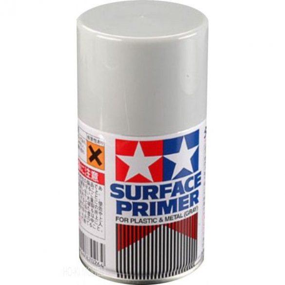 Tamiya 87026 Surface Primer Szürke Alapozó spray festék 100ml