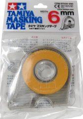 Tamiya 87030 Maszkolószalag 6mm