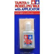 Tamiya 87036 Modellező Wax Törlőkendővel