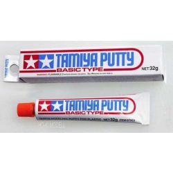 Tamiya 87053 Putty Basic Type Tömítő paszta 32mg