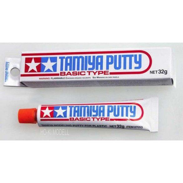 Tamiya 87053 Putty Basic Type Tömítő paszta 32mg