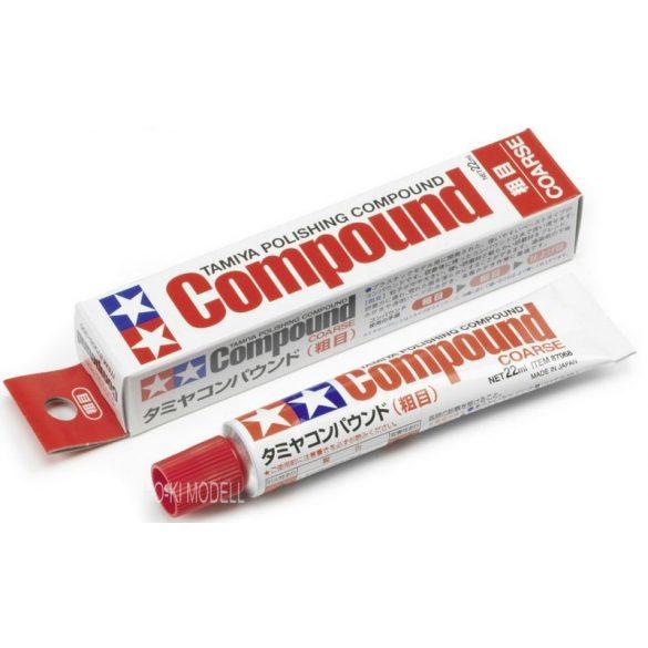 Tamiya 87068 Polishing Compound Coarse 22ml