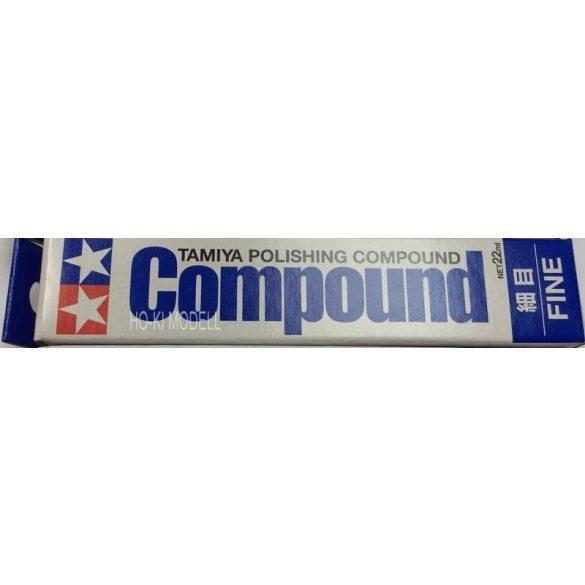 Tamiya 87069 Polishing Compound Fine 22ml