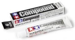Tamiya 87070 Polishing Compound Finish 22ml
