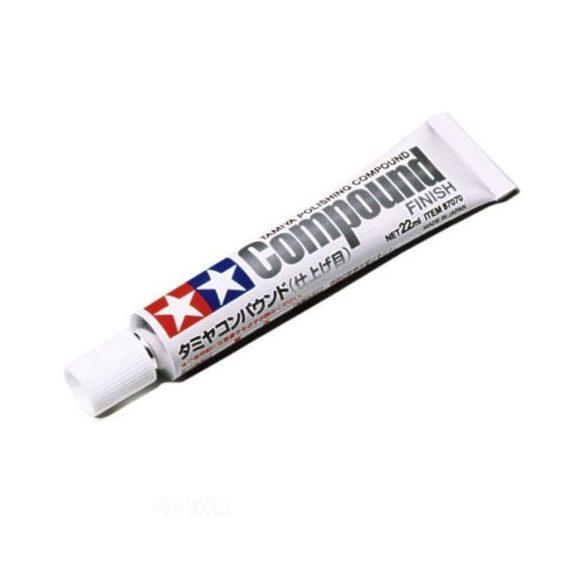 Tamiya 87070 Polishing Compound Finish 22ml