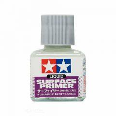 Tamiya  Liquid Surface Primer Gray - Szürke Alapozó 40ml