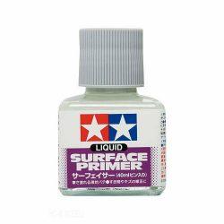 Tamiya 87075 Liquid Surface Primer Szürke Alapozó  (40 ml.)