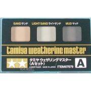 """Tamiya 87079 Weathering Master """"A"""" Set"""