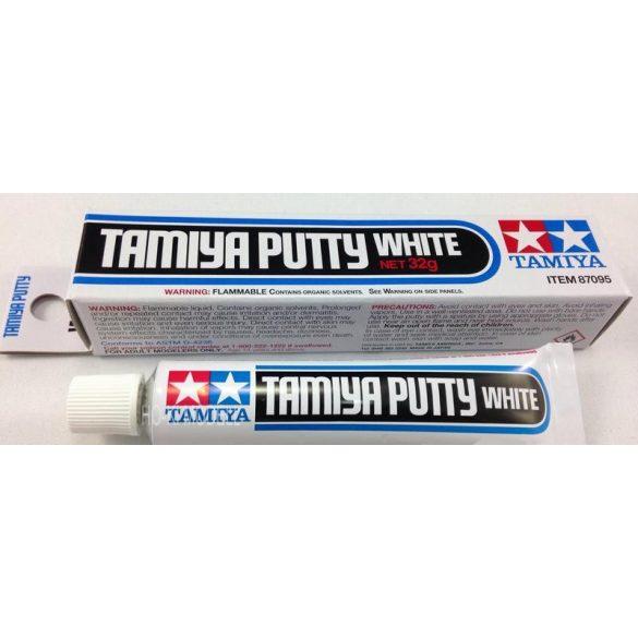 Tamiya 87095 White Putty  Tömítő paszta 32mg