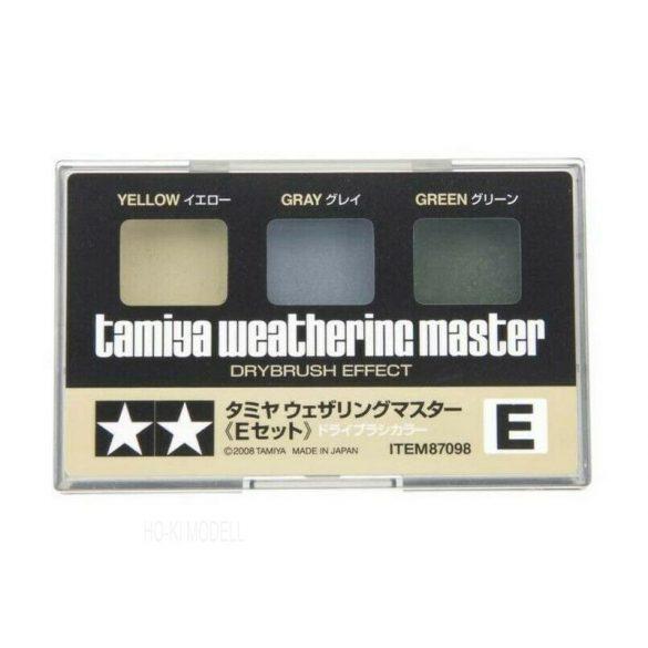 Tamiya 87098 Weathering Master E Set