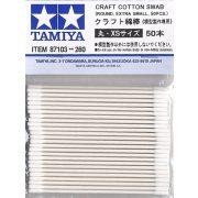 Tamiya 87103 Craft Cotton Swab - Kézműves Pamut Tampon