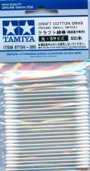 Tamiya 87104 Craft Cotton Swab - Kézműves Pamut Tampon