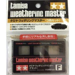 """Tamiya 87123 Weathering Master """"F"""" Set"""