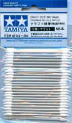 Tamiya 87142 Craft Cotton Swab - Kézműves Pamut Tampon