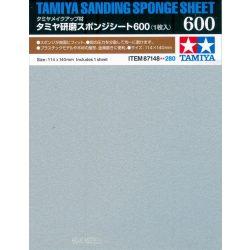 Tamiya 87148 csiszoló szivacs lap 600