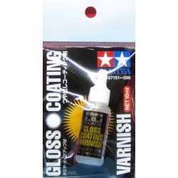 Tamiya 87151 gloss Coating Varnish 10ml