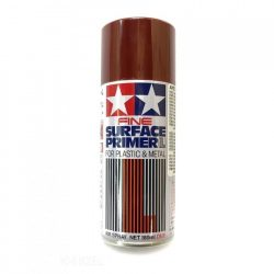 Tamiya 87160 Fine Surface Primer Alapozó ( L) - Oxide Red 180 ml