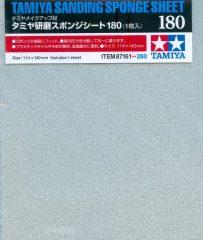 Tamiya 87161 csiszoló szivacs lap 180