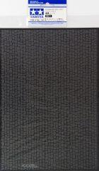 Tamiya 87169 Dioráma Anyaglap (szürke színű Kőburkolat )
