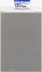 Tamiya 87169 Dioráma Anyaglap (szürke színű tégla)