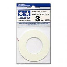 Tamiya 87178  Maszkolószalag  flexibilis 3mm