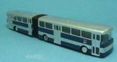 HK Modell Ikarus 180 autóbusz BKV