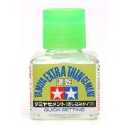 Tamiya 87182 Extra híg ragasztó  (Quick-Setting) 40ml