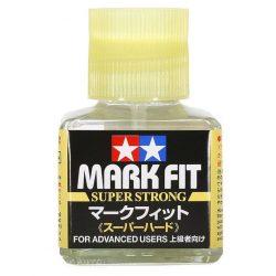 Tamiya 87205 Super Strong Mark Fit Matrica Lágyító 40ml