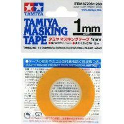 Tamiya 87206  Masking Tape 1mm (18M)