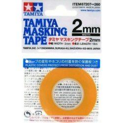 Tamiya 87207 Masking Tape 2mm (18M)