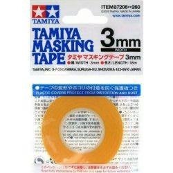Tamiya 87208 Masking Tape 3mm (18M)