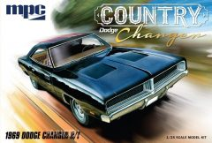MPC 878 1969 Dodge Charger R/T Country Charger