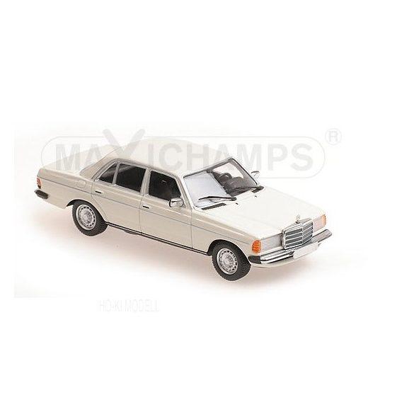 Maxichamps 940032201  Mercedes-Benz  (W123) 230E  (1982) Fehér