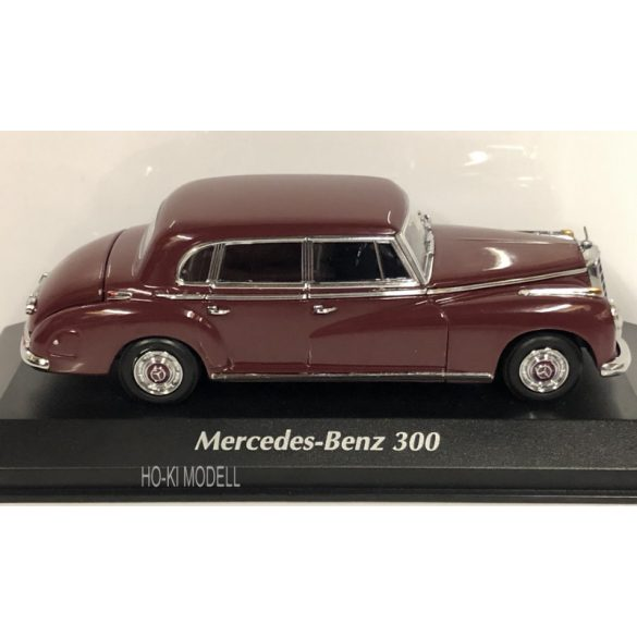 Maxichamps 940039060  Mercedes Benz 300 (1951) Bordó