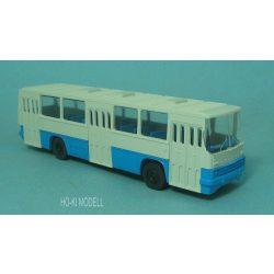 Modelltec Ikarus 260 Autóbusz - Fehér/Kék