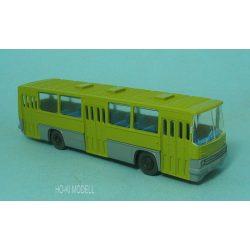 Modelltec Ikarus 260 Autóbusz - Kheki/Szürke