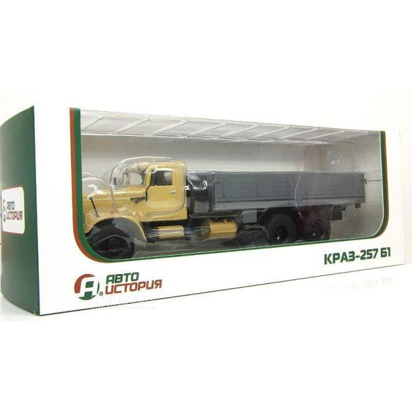 AIST 1052 KrAZ 257 B1 Platós Teherautó